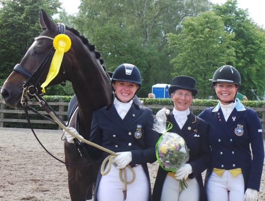 Sofie Lexner - Ulla Håkanson - Charlotte Haid Bondergaard
